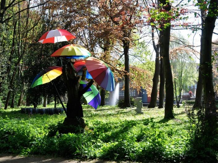 Kunst und Garten (120 Bilder)