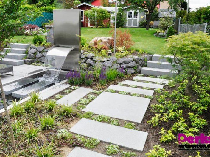 Moderne Gärten (45 Bilder)